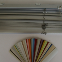 Alumiinium ribakardina värvitoonid